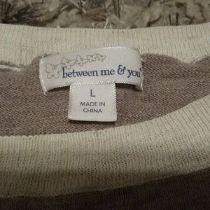 Between you & me Sweaters - Sweater